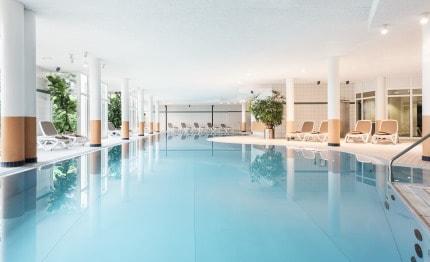 Hotel Klosterhof binnenzwembad