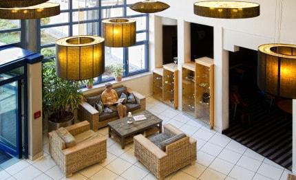 Hotel Klosterhof lobby