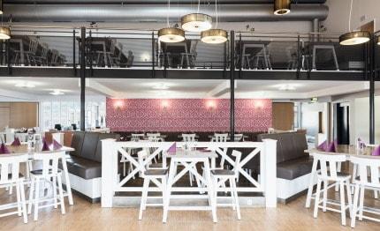 Hotel Klosterhof restaurant