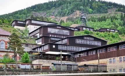 UNESCO Werelderfgoed Bezoekerscentrum Rammelsberg