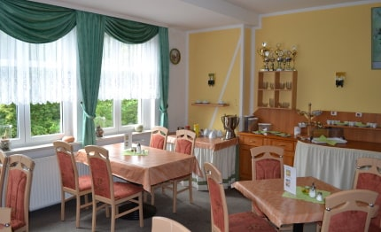 Hotel Zum Harzer Jodlermeister ontbijtrestaurant
