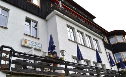 Hotel Zum Harzer Jodlermeister terras
