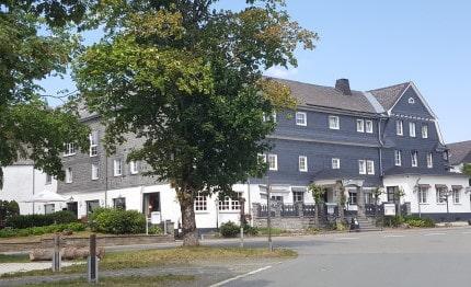 Hotel Altastenberg voorkant