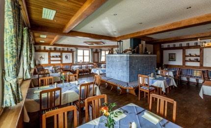 Hotel Edelfinger Hof restaurant
