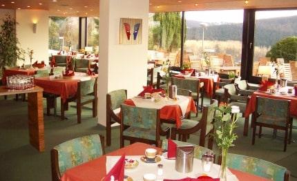 Hotel Waldcafé Jäger restaurant