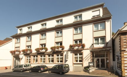 Hotel Majestic Alsace voorkant
